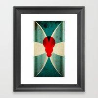 Rhythm Framed Art Print