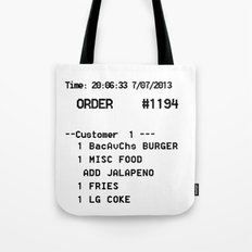 Best Receipt Tote Bag