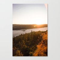 Speed Things UP Canvas Print