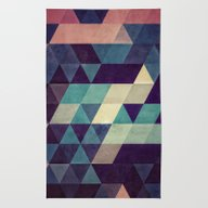 Rug featuring Cryyp by Spires
