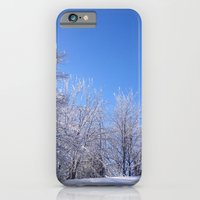 Rooftop & Trees iPhone 6 Slim Case
