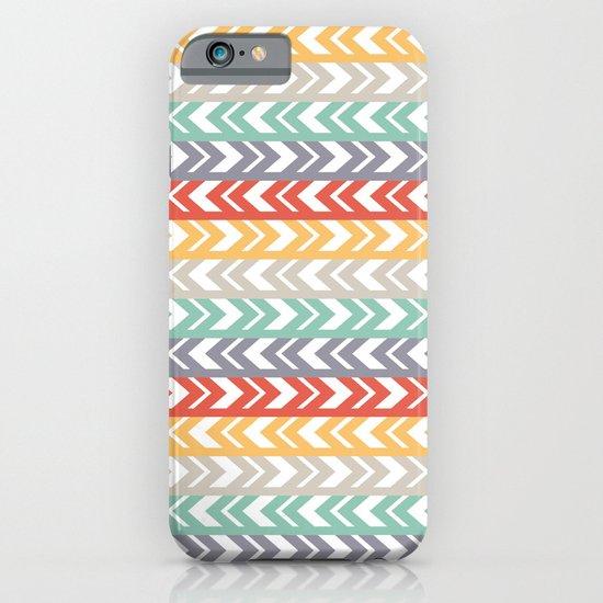Summer Chevron  iPhone & iPod Case