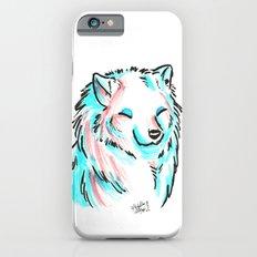 Brush Breeds-Samoyed iPhone 6 Slim Case