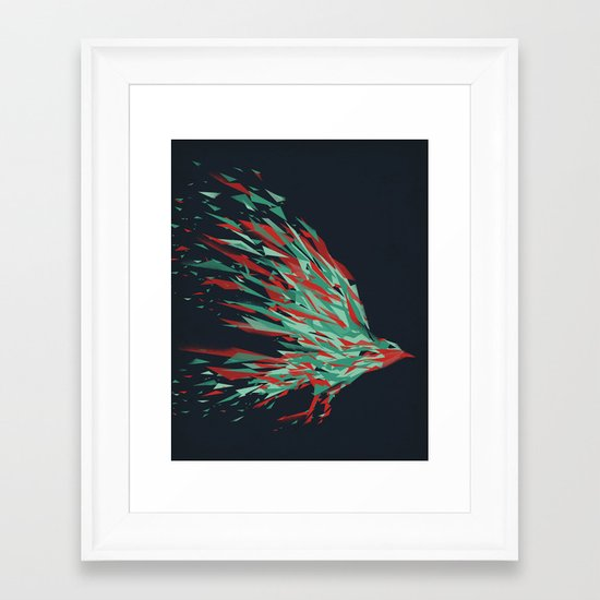 Swift Framed Art Print