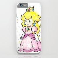 Princess Peach iPhone 6 Slim Case