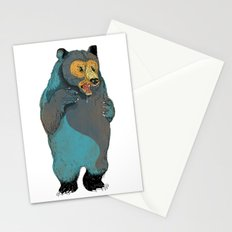 Mr.Grizzly Stationery Cards