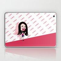Rebecca Black Hits The R… Laptop & iPad Skin