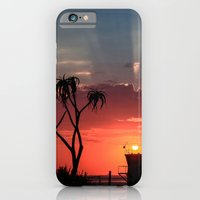 iPhone & iPod Case featuring Laguna Sunset by Tosha Lobsinger is my Photographer