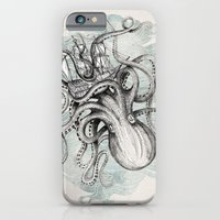 iPhone Cases featuring The Baltic Sea by David Fleck