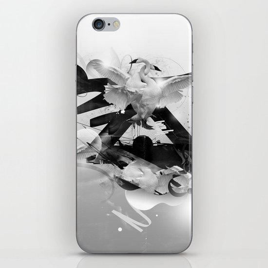 A moment of Lightness iPhone & iPod Skin
