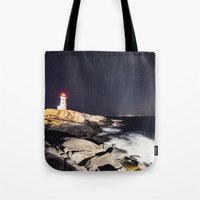 Zodiacal Lighthouse Tote Bag