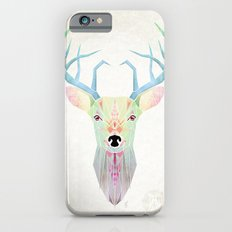 white deer Slim Case iPhone 6s