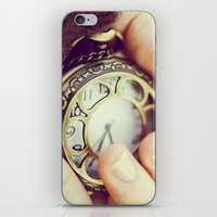 IT'S TIME iPhone & iPod Skin