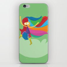 Musa iPhone & iPod Skin