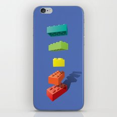 Let Go! iPhone & iPod Skin