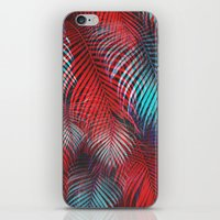 Tropical Tremolo iPhone & iPod Skin