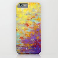 iPhone & iPod Case featuring Delta Blues I by Jeannette Stutzman