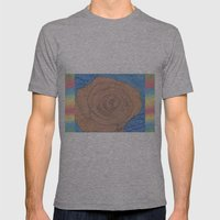 Beyond Color #2 - Sweet Beauty Mens Fitted Tee Athletic Grey SMALL