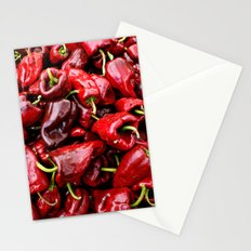 Spicy Red Stationery Cards