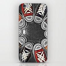 Chuck Yeah!  iPhone & iPod Skin