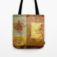 Brief Encounter Tote Bag