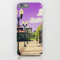 Train Station! iPhone 6 Slim Case