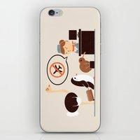 The No-Fly List iPhone & iPod Skin