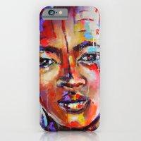 Closer - Portrait Of A B… iPhone 6 Slim Case