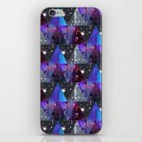 Interplanetary Wonders iPhone & iPod Skin