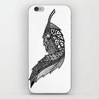 Feather 3 iPhone & iPod Skin