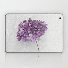 Purple Hydrangea Laptop & iPad Skin