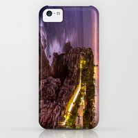 iPhone Cases featuring The amazing sunset at Watson Bay by DanLe