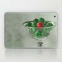 the red bauble Laptop & iPad Skin