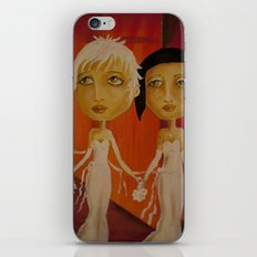 Going to the Chapel iPhone & iPod Skin