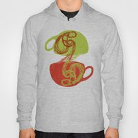 Coffee And Tea Time Hoody