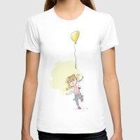 balloon T-shirts featuring Balloon by Yavor Popov