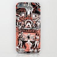 Sea of Red: Judgement iPhone 6 Slim Case