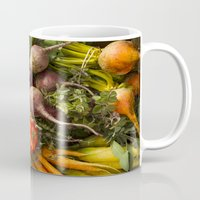 Mixed Organic Vegetables… Mug
