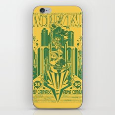 Another World's Fair iPhone & iPod Skin