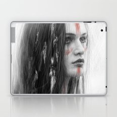 War Feathers  Laptop & iPad Skin