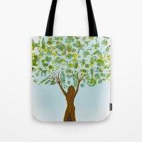 Life Tree Tote Bag