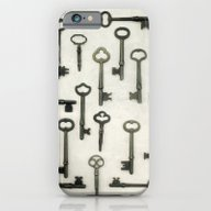 iPhone & iPod Case featuring The Key Collection by Jillian Audrey