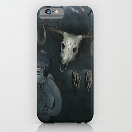 Hear No Evil iPhone & iPod Case
