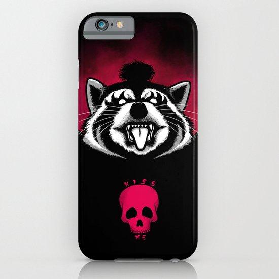 Raccoon! iPhone & iPod Case