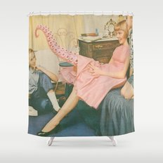 Teentacle Shower Curtain