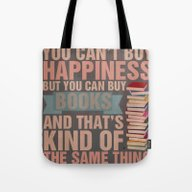 Tote Bag featuring Books by Thespngames