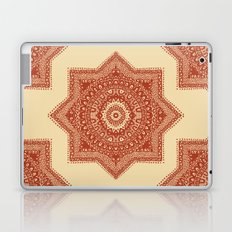 The Red Moroccan Pattern Laptop & iPad Skin