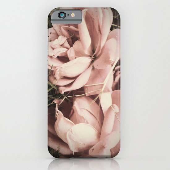 old time roses iPhone & iPod Case