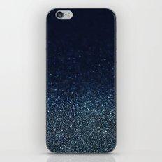 Shiny Glittered Rain iPhone & iPod Skin
