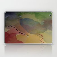 Watercolor Abstract Mini Series #2 Laptop & iPad Skin